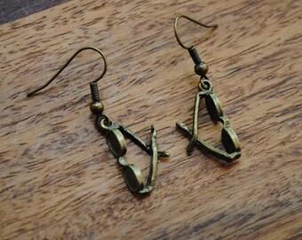 Spectacle Earrings