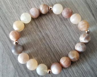 Be Natural - 8 mm Matte Sunstone