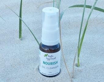 Oil Cleanser, Vegan facial Cleanser, Natural facial Cleanser