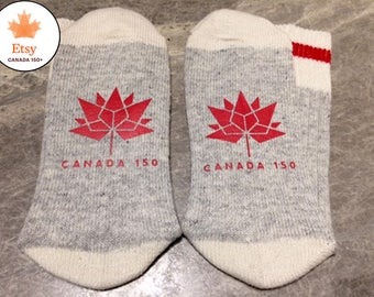 Canada 150 (Socks)