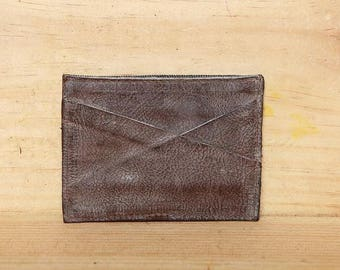 Minimalist Wallet· Card Holder·Wallets for men· Wallets·For him·Handmade · Wallet Mens · Wallet · Gift for him· Leather• Anniversary gifts