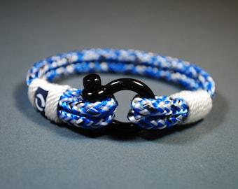 Paracord Bracelet / Bracelet Paracord / Bracelet Rope /  Mens Gift / Husband Gift / Gift for him / Christmas Gift / Sailor Bracelet
