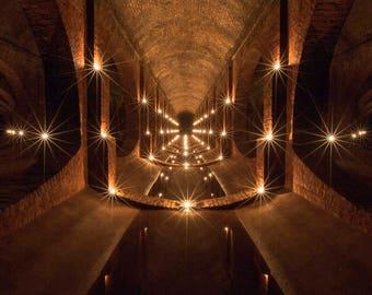 ARTIST'S PROOF - Subterranea