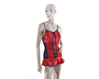 Vintage body lingerie undies corsets