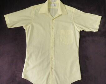 Vintage Ketch Short Sleeve Shirt Size Small or Medium