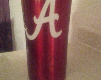 ALABAMA CRIMSON TIDE 20 Oz Ozark Tumbler