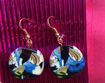 Polymer, Earrings, Matching Pairs, Jewellery