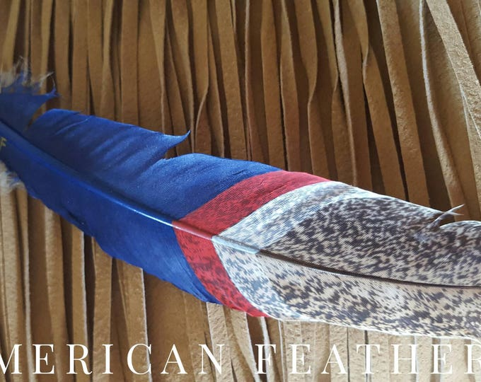The American Spirit Feather