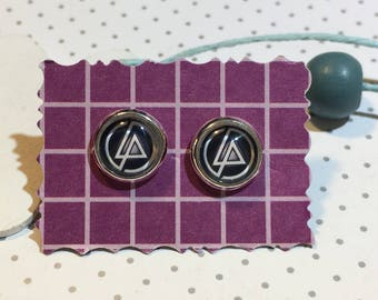 Earrings Linkin Park