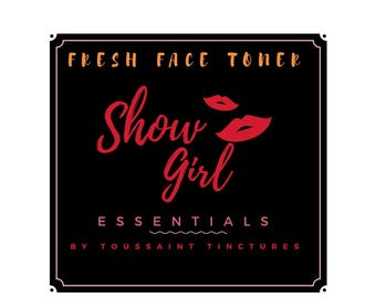TRIAL SIZE** Fresh Face Toner | All Skin Types | Daily Organic Skin Care | Anti-Aging | Anti-Acne | Balances Skin Tone