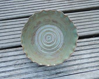 Scale ceramic stoneware