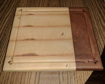 6 Panel Ash/Cherry with Channel