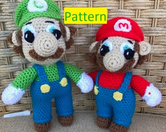 Super Mario Bros. Pattern