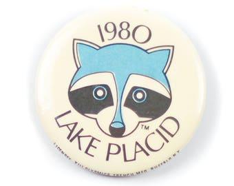 """2.25""""  1980 Lake Placid pin"""