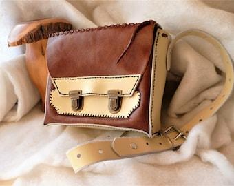 original leather bag, satchel shoulder inspiration