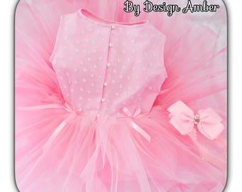 Bella Princess Pink Tutu Dress
