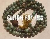 Custom for Russ