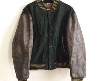 BIG SALE Vintage Golden Bear Jacket