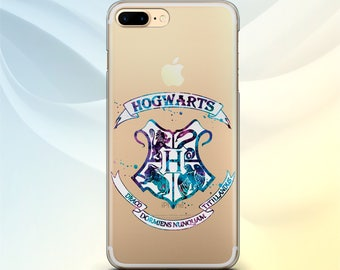 Hogwarts Samsung S8 case Harry Potter phone case iPhone 7 Hogwarts Google Pixel case Harry Potter Samsung S7 case iPod Touch 6 Clear LG G6