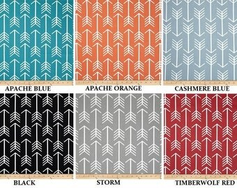 Custom Drapery 2 Panels Pair Curtains 17 Colors Arrows 2 Panels Pair 60  Inches To Extra
