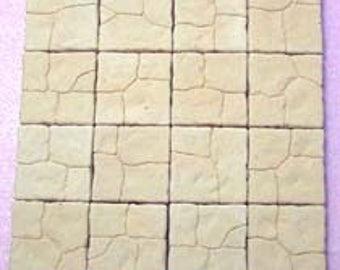 Set of 6 Desert Dungeon Tiles