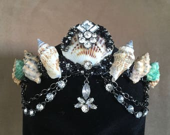 Beachcomber Petit Shell Crown