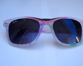 Vintage Sunglasses/ Lady Vintage Style/Plastic Frames Sunglasses/1990s/Unused