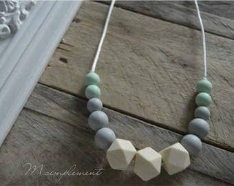 Teething necklace. [Zen].