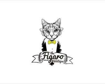 Pets Logo, Hand Drawn Logo, Custom Logo Design, Restaurant Logo, Antler Logo, Custom Logo Service, Logo Design, Sketch Logo, Graphic Design