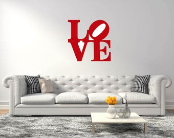 Love letters   -  Wall Decal For Home Decoration