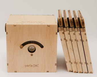 pinhole  camera Perle CUBO [10x10cm]