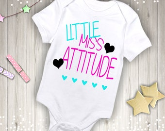 Little Miss Attitude Outfit