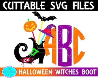 Halloween svg,witches svg, halloween candy svgs,halloween svg design,halloween svg files,halloween candy svg,CIRCLE FONT INCLUDED