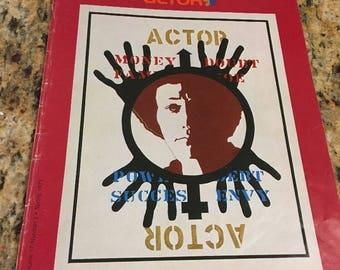 Screen Actor Magazine Spring 1975, Oscar Salutes Winners 47th Academy award