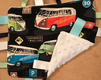 Compervan ribbon Comforter