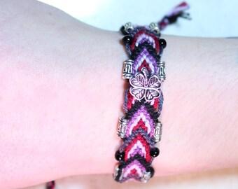 4-leaf clover bracelet