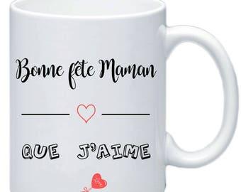 MOM humor message quote - gift idea pleasure of offering #2 mug
