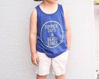 Summer Days And Beach Babes