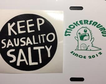 Keep Sausalito Salty
