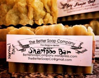 The Better Shampoo Bar