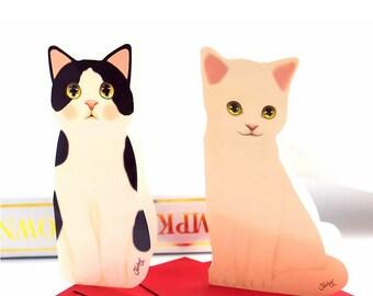 1 cat card