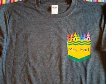 Teacher Shirt - teacher life -Teacher Gift