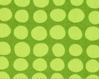 Amy Butler Olive Love Sunspots fabric