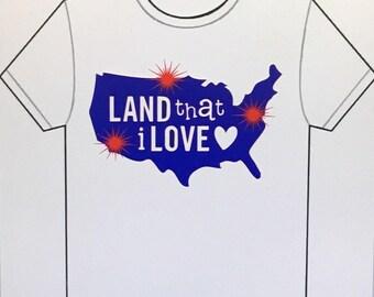 Land that I love T-Shirt