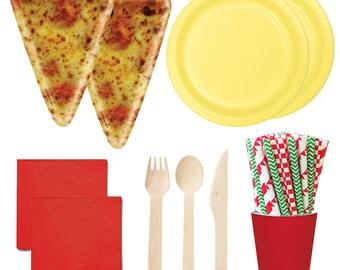 Pizza Party Bash Box