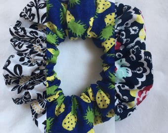 Handmade Scrunchies (3 options)