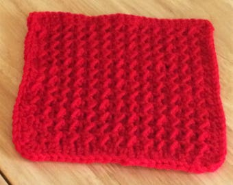 Crocheted Hot Pads