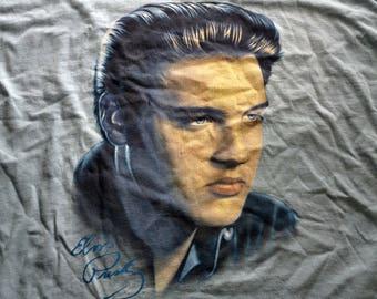 Vintage Elvis Presley the King of Rock n roll t-shirt