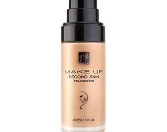 Second Skin Foundation - Sand Beige