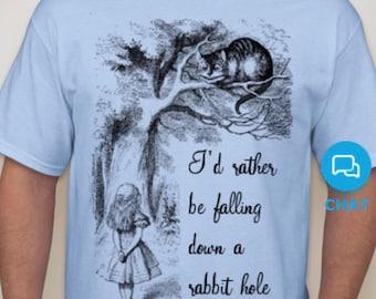 Falling Alice Tee!
